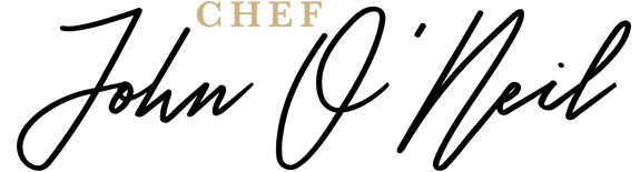 Chef John O'Neil - Barbeque, cooking, and everything in between